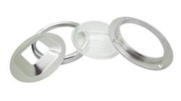 Toptan satış 70mm Led Lens + 79mm Reflektör Kolimatör Bankası + 91mm 20 W-100 W LED Modülü Için Sabit Braketi Çip Işık DIY