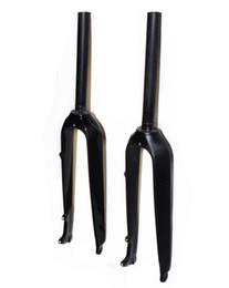 $enCountryForm.capitalKeyWord UK - Wholesale-2015 full carbon fork 26-inch 27.5-inch 29-inch mountain bike rigid fork Ultralight full carbon fiber mountain bike fork