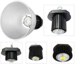 Discount industrial workshop lighting - 100W LED High Bay Light 85-265V Industrial LED Lamp 45 Degree LED Lights High Bay Lighting 10000LM for Warehouse Factory