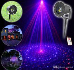 new xmas led laser light lamp waterproof garden sky star firefly stage laser lighting for outdoor christmas light projector christmas star strobe lights - Strobe Christmas Lights