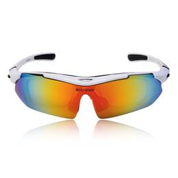 $enCountryForm.capitalKeyWord NZ - WOLFBIKE Cycling Sun Glasses Outdoor Sports Bicycle Glasses Bike Sunglasses TR90 Ski Goggles Eyewear 5 Lens White