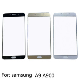 $enCountryForm.capitalKeyWord UK - New Front Touch Screen Glass Lens For Samsung Galaxy A9 A900