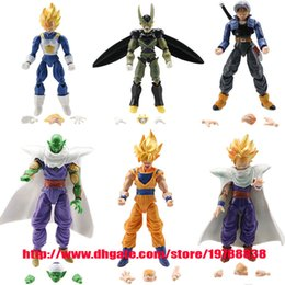$enCountryForm.capitalKeyWord Canada - New 6 PCS Dragonball Toy Dragon Ball Z DBZ Super Saiyan Vegeta Gohan Goku Piccolo Joint Movable Face Change Action Figure Doll