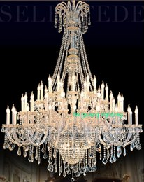 Modern big chandelier dhgate uk modern large chandeliers crystal pendants for chandelier living room lamp lustres de cristal indoor lights big chandelier aloadofball Image collections