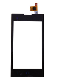 China Wholesale-High Quality Original Touch Screen For ZTE Kis 2 Max V815 V815W Touch Screen Digitizer Glass Panel Black Free Shipping suppliers