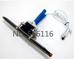 Machine de cachetage de pince de sachet en plastique de bride de poche thermique transitoire de FKR-300A pour 300mm