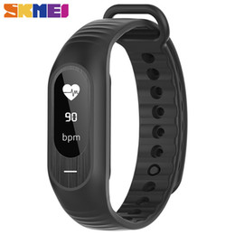 $enCountryForm.capitalKeyWord Canada - wholesale Women Men smart Wristband Blood Pressure Heart Rate Monitor Smart Bracelet Call Reminder Touch Screen Digital Wristwatches