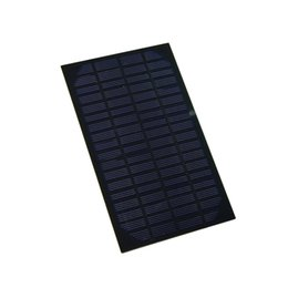 China 2.5W 18V PET Laminated Solar Cell Panel Monocrystalline Solar Cell Size 200mm*120mm for DIY Solar System 100Pcs Lot DHL Shipping suppliers