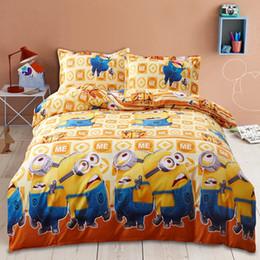 wholesaleon sale winter 4pcs 3d bedding sets flower beddingset yellowmen bed set king size sheets duvet cover quilt pillow no comforter king size quilts