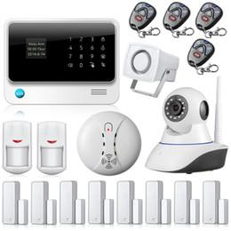 $enCountryForm.capitalKeyWord Canada - Internet WiFi GSM GPRS Home Security Alarm System G90B alarm Kit home Security WIFI alarm system