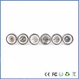$enCountryForm.capitalKeyWord NZ - Best Stainless steel Bullet wax atomizer vapor Dual coil head coils wax vaporizer mod Bullet wax Ego t vv cartomizer atomizer