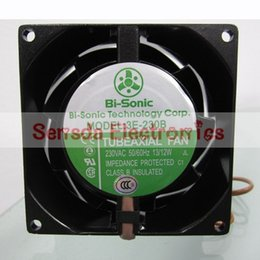 Wholesale Bi Sonic E B VAC full metal high temperature mm RPM case fan