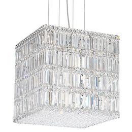 $enCountryForm.capitalKeyWord UK - Modern Crystal Chandeliers Quantum Blocks Square Pendant