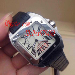 mens swiss chronograph luxury watches 2018 - Luxury AAA Top Quality Wristwatch Swiss ETA 2824 Chronograph Stainless Steel Automatic Mens Watch Men's Watches che