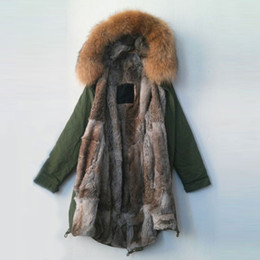 Rabbit Fur Lined Parka Online | Rabbit Fur Lined Parka for Sale
