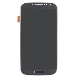 $enCountryForm.capitalKeyWord NZ - Wholesale-New Original LCD Digitizer Front Housing Frame Screen Replacement with Frame and LOGO for Samsung Galaxy S4 GT i9505
