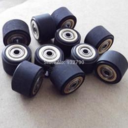 5 pcs / lot Pincée Rouleau Pour Roland Vinyle Plotter Cutter (4x11x16mm) Livraison Rapide