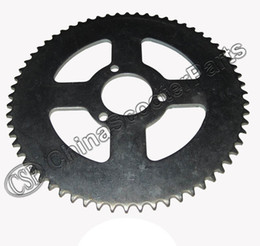 pocket atv 2019 - Wholesale- 64 Tooth 64T T8F 35MM Rear Sprocket 47cc 49cc Mini Moto ATV Quad Dirt Pit Pocket Bike Parts cheap pocket atv