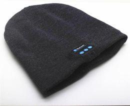 $enCountryForm.capitalKeyWord Australia - NEW Soft Warm Beanie Bluetooth Music Hat Cap with Stereo Headphone Headset Speaker Wireless Mic Hands-free for Men Women Gift