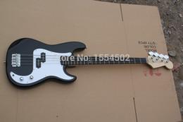 $enCountryForm.capitalKeyWord NZ - OEM BLACK color ebony fingergboard 4 string bass guitar,basswood matrial slim body bass electric guitar