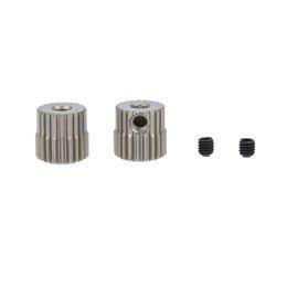 $enCountryForm.capitalKeyWord UK - 2pcs 64DP 21T Pinion Motor Gear for RC Car Brushed Brushless Motor order<$18no track