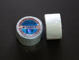 $enCountryForm.capitalKeyWord Canada - Wholesale blue color 3 yard lace front support tape  toupee adhesive tape  wig adhesive tape