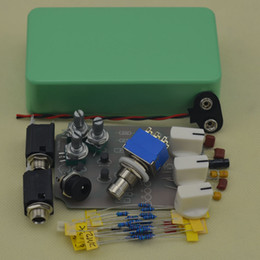 Discount diy pedal kit - DIY Tremolo Pedal Kit - TTONE Electronics@IN STOCK!!