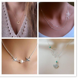 Simple Pearl Necklace Designs Canada   Best Selling Simple Pearl ...