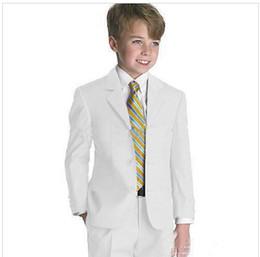 $enCountryForm.capitalKeyWord UK - Boys tuxedo attire suit Kid Clothing New Style Complete Designer Boy Wedding Suit Boys' Attire (Jacket+Pants)