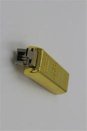 Usb memory pendrive online shopping - 2020 Gold bar OTG GB GB GB USB Flash Drive in metal Pen OTG Drive USB Memory Stick Pendrive thumb drive epacket