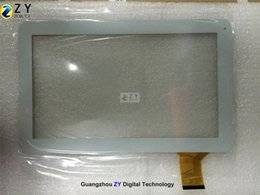 tablet pc replacement parts Canada - 10.1inch Tablet PC Digitizer Touch Screen Panel Replacement part - for FPC100-014