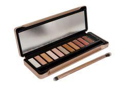 Matte shadow kit online shopping - 11 Pearl light color matte black Professional Colors Eye Shadow Blusher Palette Powder Makeup Cosmetic Fashion Kit generation