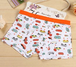 Sous-vêtements Pour Enfants Modal Pas Cher-2015 Summer Boys Sous-vêtements Panties Voitures Enfants Shorts Pantalons Modal Bébé Boy Boxer Underpants Briefs Underwear Enfants 10pcs beaucoup