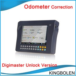 Chinese  Unlock Version Digimaster 3 Odometer Correction tool Online Update Digimaster iii multi-function Odometer Audio Airbag ECU Pin Key manufacturers