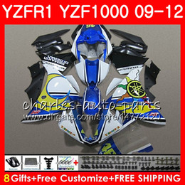 $enCountryForm.capitalKeyWord Australia - Body For YAMAHA blue white YZF 1000 R 1 YZFR1 09 10 11 12 Bodywork 85NO64 YZF1000 YZF R1 2009 2010 2011 2012 YZF-1000 YZF-R1 09 12 Fairing