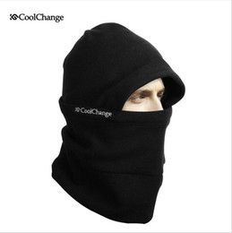 $enCountryForm.capitalKeyWord NZ - Wholesale-Winter Sport Warm Hood Full Face Mask Women Men Windproof Breathable Hoodies Balaclava Ski Neck Protecting Cap Outdoor Scarf