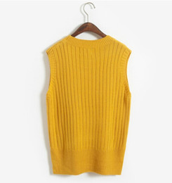 Women's Pullover Sweater Vest Online | Women's Pullover Sweater ...