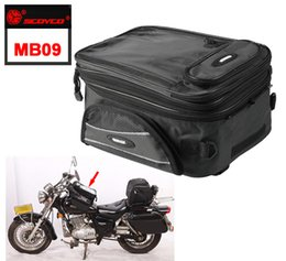 motorcycle scoyco Canada - Free Shipping Scoyco Motorcycle Tank Bag Water Proof Multifunction Large Capacity Fitting For Long Distance Racing MB09