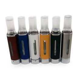 evod clearomizers UK - E Cigarette EVOD MT3 Atomizers MT3 Clearomizers 10 Colors Fit EVOD eGo 510 Batteries Fast Shipping