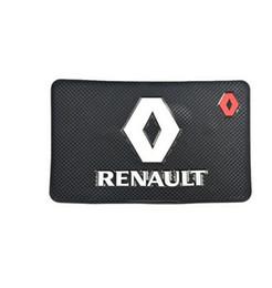 Alfombra antideslizante Accesorios interiores Car-Styling Estuche para Renault Megane 2 3 Duster Logan Clio Laguna 2 Captur Car Styling en venta