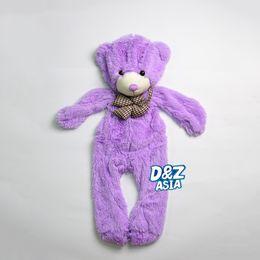 $enCountryForm.capitalKeyWord NZ - Factory Wholesale Unstuffed Teddy Bear 200cm Life Size Big Plush Animal Skins Wedding Gift Shell Empty Giant Plush Toys Coat