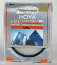 Multi Coated Uv Filter NZ - Hoya Digital HMC UV(C) 77mm Slim Frame filter Multi-coated lens filters MC UV for Camcorder Camera