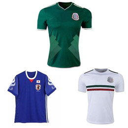 d64ade436 Soccer Jerseys Japan UK - 2017 new Japan Mexico Colombia soccer Jerseys  thai quality national team