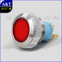 Switch off puSh online shopping - Metal Waterproof IP67 V v v A Blue Geen Eagle Eye illuminated latching on off Push Button anti vandal Switch