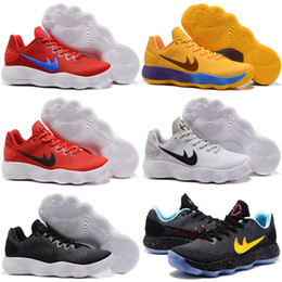 Classic Basketball Shoes Hyperdunk 2017 Low EP for Top quality Paul George  James KD Kobe USA BHM Woven Training Sports Sneakers US Size 7-12  inexpensive kd ...