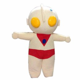 Costume D'ultraman Pas Cher-<b>Ultraman Costume</b> Mascot Taille adulte Fancy Party Dress animation Outfit Vêtements