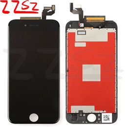 $enCountryForm.capitalKeyWord NZ - Perfect 3D Touch For iPhone 6S LCD High Quality Display Touch Screen Digitizer Replacement Assembly Free shipping DHL
