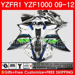 $enCountryForm.capitalKeyWord Australia - Body For YAMAHA white black YZF 1000 R 1 YZFR1 09 10 11 12 Bodywork 85NO63 YZF1000 YZF R1 2009 2010 2011 2012 YZF-1000 YZF-R1 09 12 Fairing