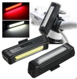 comet lighting. Comet USB Rechargeable Head Tail Light COB High Brightness Red LED 100LM Cycling Bicycle Front Rear Bike Safety Warning Lights Lighting