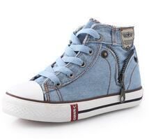 $enCountryForm.capitalKeyWord Australia - High quality Kids for girls shoes Children canvas shoes boys Fashion blue Zip 2019 Spring autumn Children's casual shoes
